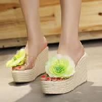 Plastic Shoe Flowers