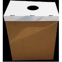 Paper corrugated Bin
