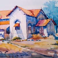 Architecture Paintings