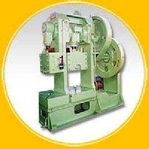 Double Action Power Press Machine