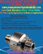 Electronics Water Meter