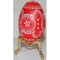 Metal Easter Eggs