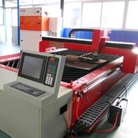 Cnc Plasma Cutting Machine Thin Sheet