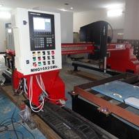 Heavy CNC Gantry Plasma Cutting Machine