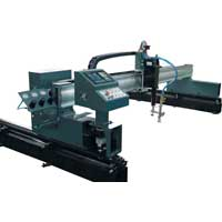 Light CNC Gantry Plasma Cutting Machine