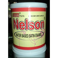 Nelson Satin Enamel Paints