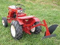 Garden Tractor Plough