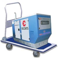 Water Cooled Dg Set Rental Services