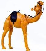 Handmade Wooden Camel