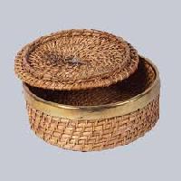 Brass Chapatti Baskets