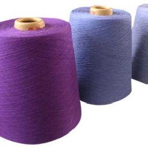 Dyed Melange Viscose Yarns