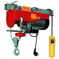 Electric wire rope hoist manufacturers suppliers for Small electric motor repair near me