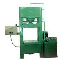 Semi Automatic Hydraulic Press