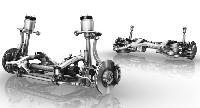 Automotive Axle