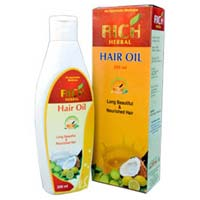 Rich Herbal Hair Oil