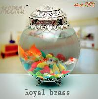 Royal Brass Aquarium
