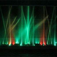Laser Fountain