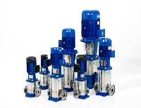 stainless steel vertical inline pump sets