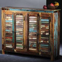 Recycled Wood Sideboard