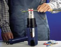 Hot Air Gun For Cable Sleeve Shrinking.