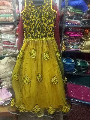 D.no 138 Party Wear Designer Gown