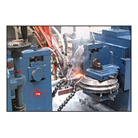 High Frequency Solid State Pipe Welder