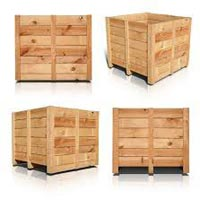 Plywood Shipping Crates