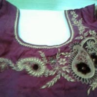Emboided Blouse