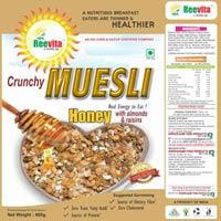 Reevita Honey Muesli