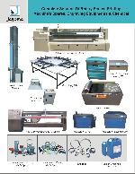 Rotary Screen Printing machines Spares
