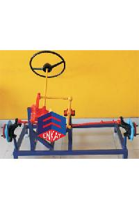 Worm & Roller Type Steering System