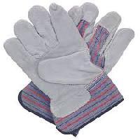 Leather Work Glove