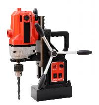 gang type drilling machine