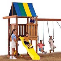 Kiddies Paradise Play House