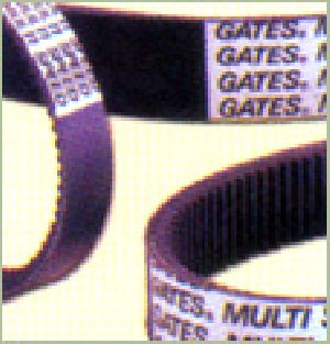 Gates belts Multi-Speed