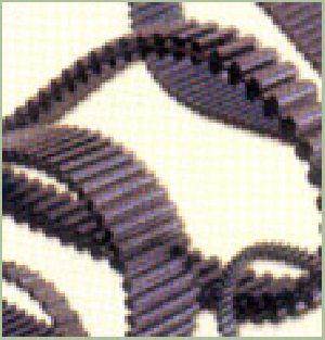Twin Power Gates Transmission Belt
