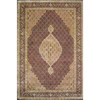 Hand Knotted Carpet - Hk 01