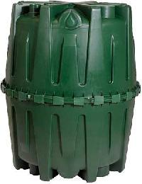 Plastic Water Storage Tanks