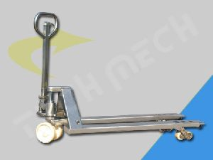 Stainless Steel Pallet Truck