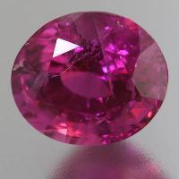 Ruby Cut Precious Stone
