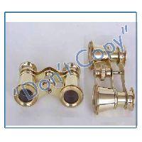 Metallic Binoculars
