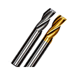 Taper Shank End Mills