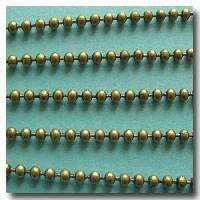 brass beads brass chains