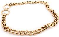 brass chains