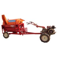 Power Tiller driven Paddy Thresher