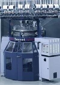 Terrot Single Jersey C Frame Knitting Machines
