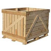 Wooden Vegetable Bins