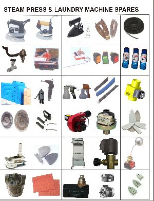 Laundry Machine Spare Parts