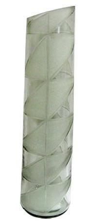 Glass Flower Vase-VEFP-0536