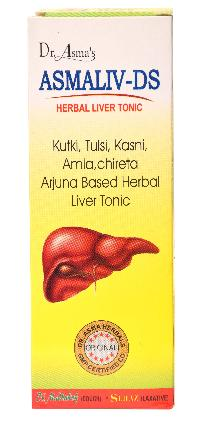 Asmaliv-ds Herbal Liver Tonic